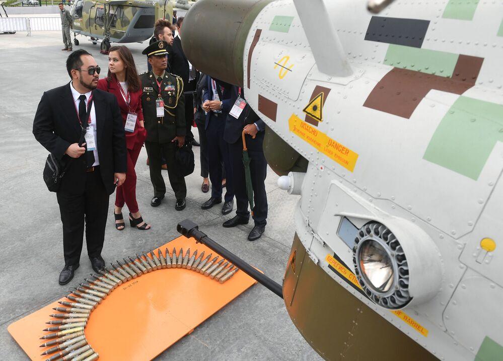 Le 4e Forum international militaro-technique Armée 2018 ouvre ses portes