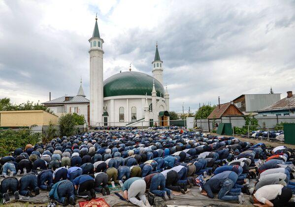 La fête du Kurban Bayram en Russie et dans le monde - Sputnik France
