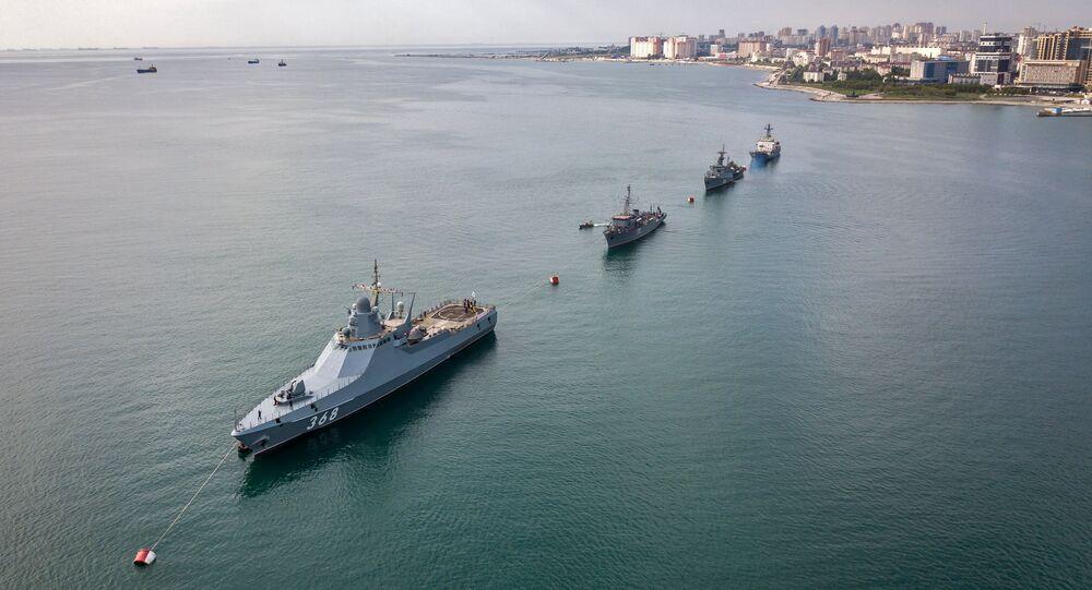 Un port militaire russe, image d'illustration