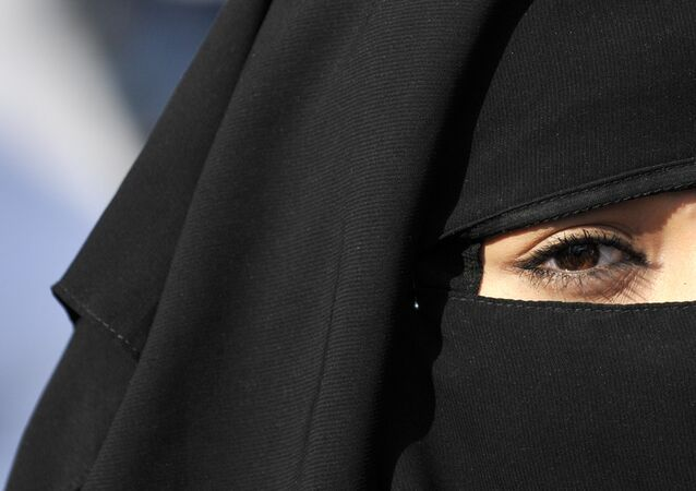Une musulmane