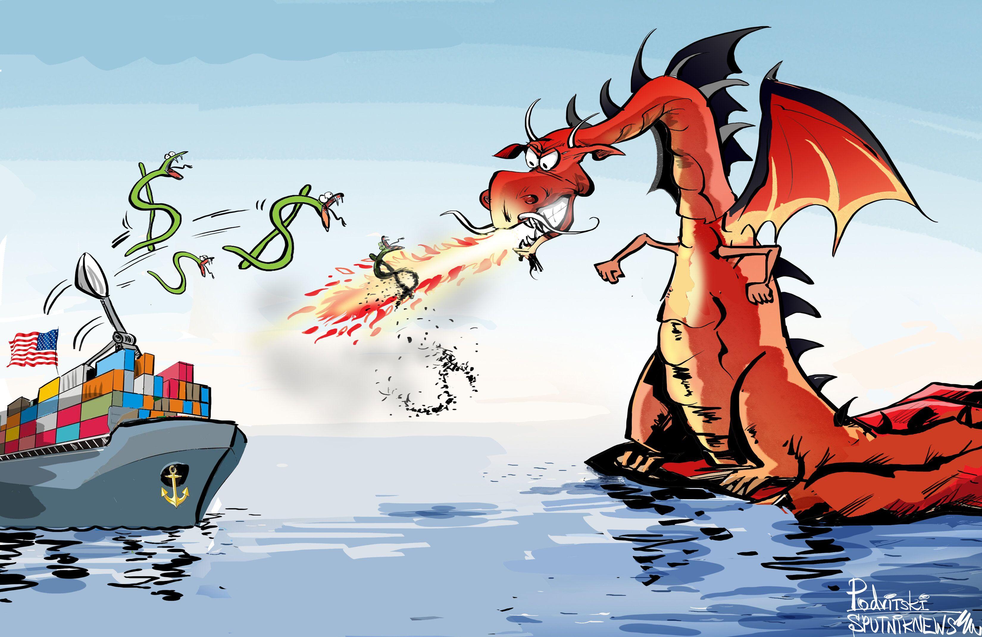 La Chine impose des taxes douanières pour 16 milliards de dollars de biens US