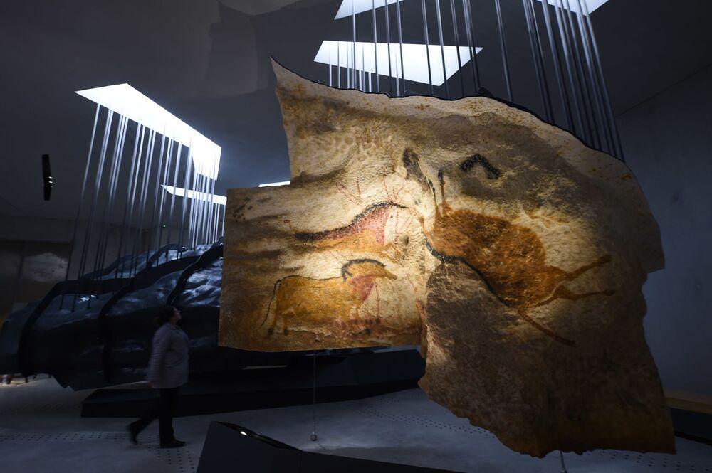 Le Centre international d'art pariétal Lascaux 4, à Montignac.