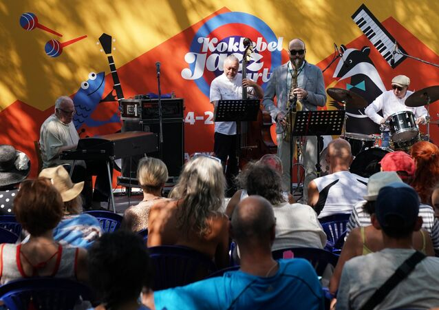 Koktebel Jazz Party 2018