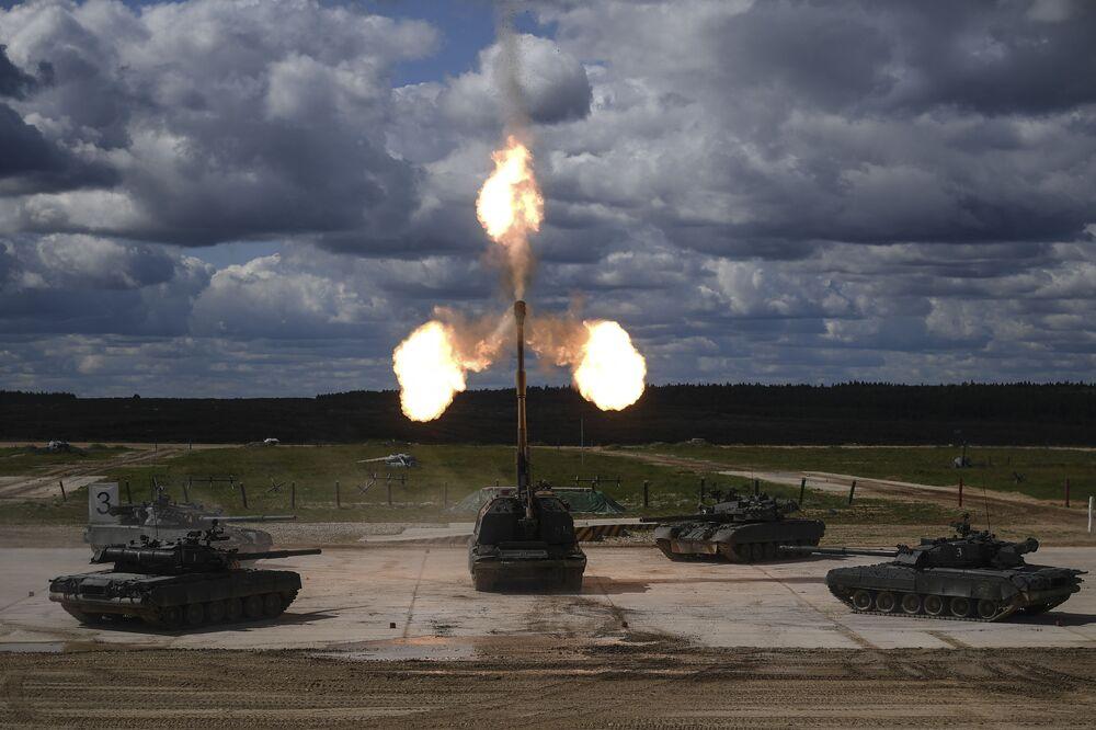 Les clichés impressionnants du Forum militaire et technique Armée-2018