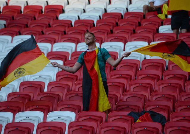 Football Coupe du monde 2018 Match République de Corée - Allemagne