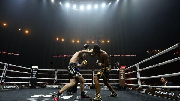 La boxe (Image d'illustration) - Sputnik France