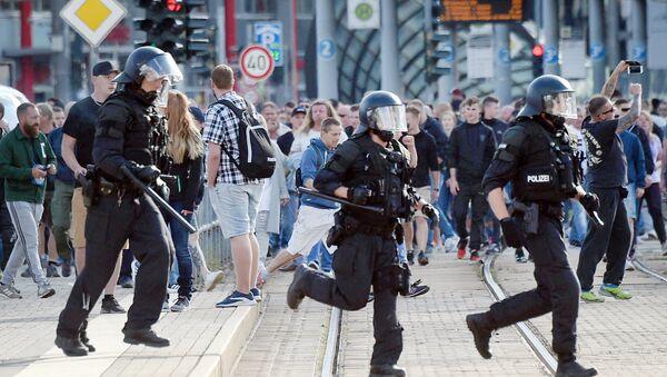 manifestations à Chemnitz - Sputnik France