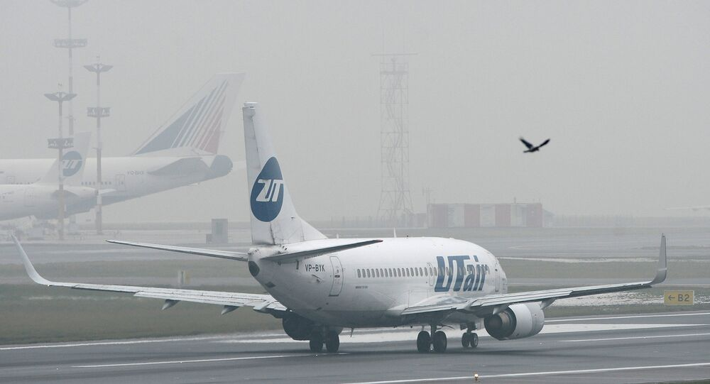 UTair airline's Boeing 737 (File)