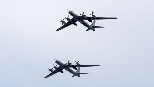 Toupolev Tu-142 - Sputnik France