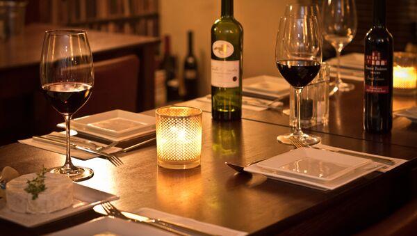 Un restaurante, imagen referencial - Sputnik France