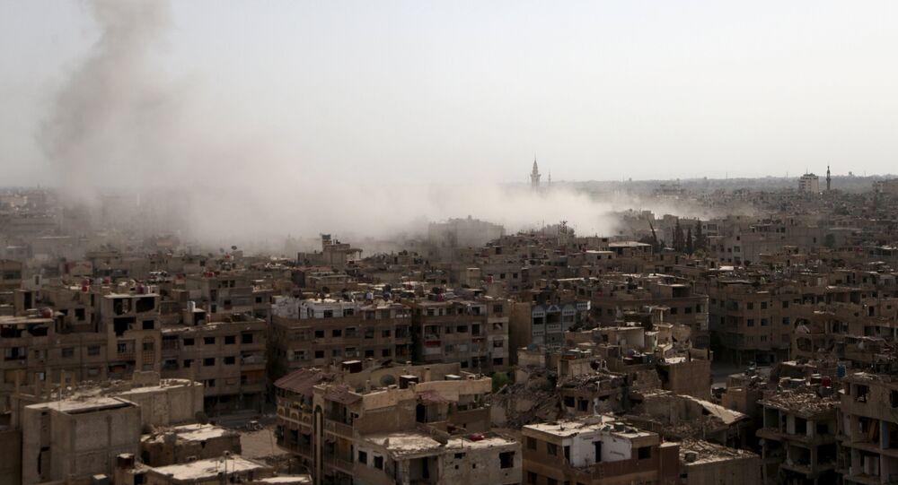 La ville de Douma, image d'illustration