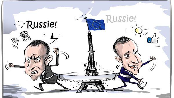 Macron l'Inconstant - Sputnik France