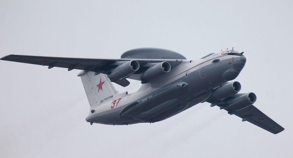 Avion-radar russe A-50U