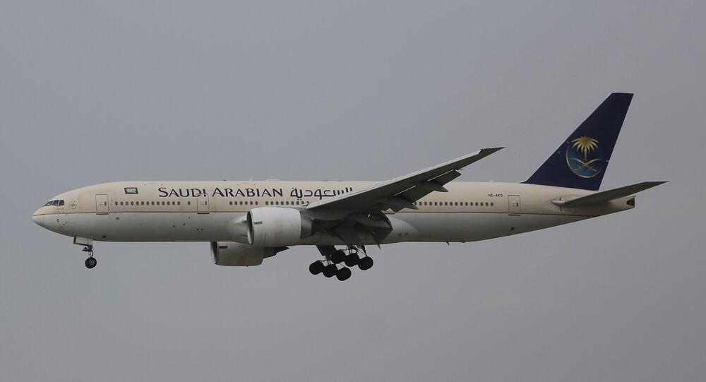 Avions de la compagnie aérienne Saudia