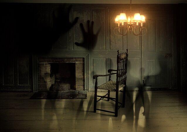 un fantôme