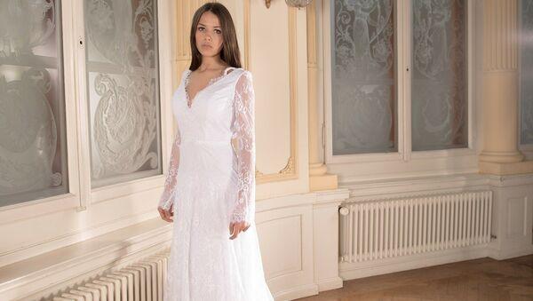 Une jeune mariée - Sputnik France
