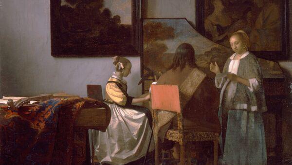 Vermeer Le Concert - Sputnik France
