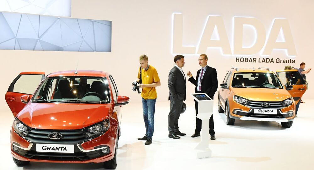 Stand de Lada (image d'illustration)