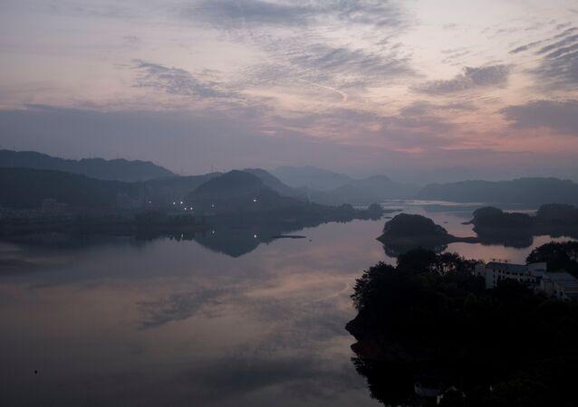 Lac Qiandao