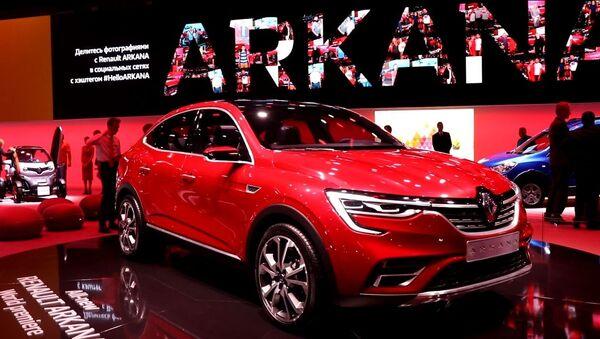 Renault Arkana - Sputnik France