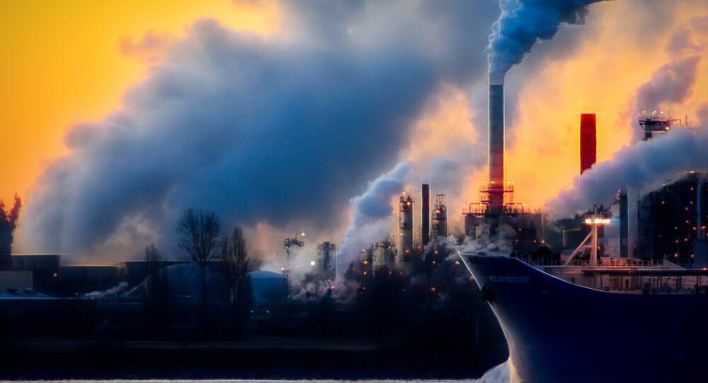 Coronavirus: chute importante de la pollution en Chine