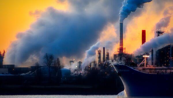 Pollution - Sputnik France