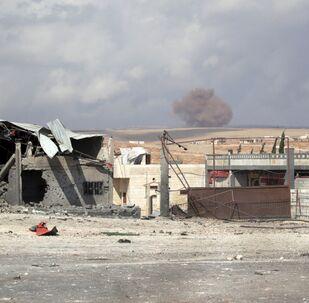 Le gouvernorat d'Idlib. Photo d'archive