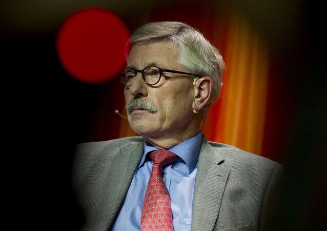 Thilo Sarrazin, image d'archives