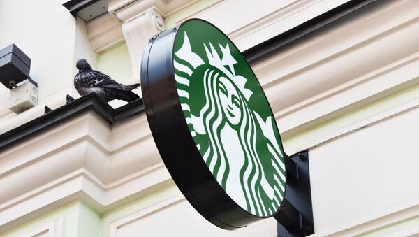 Starbucks - Sputnik France