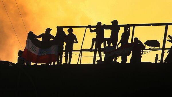 Protestations à Bassora - Sputnik France