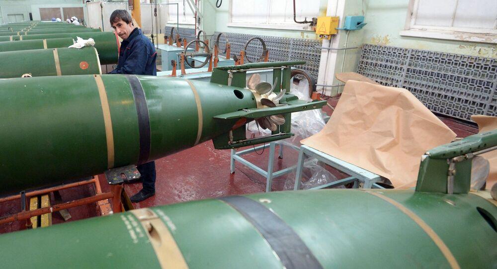 Nouvelles torpilles russes