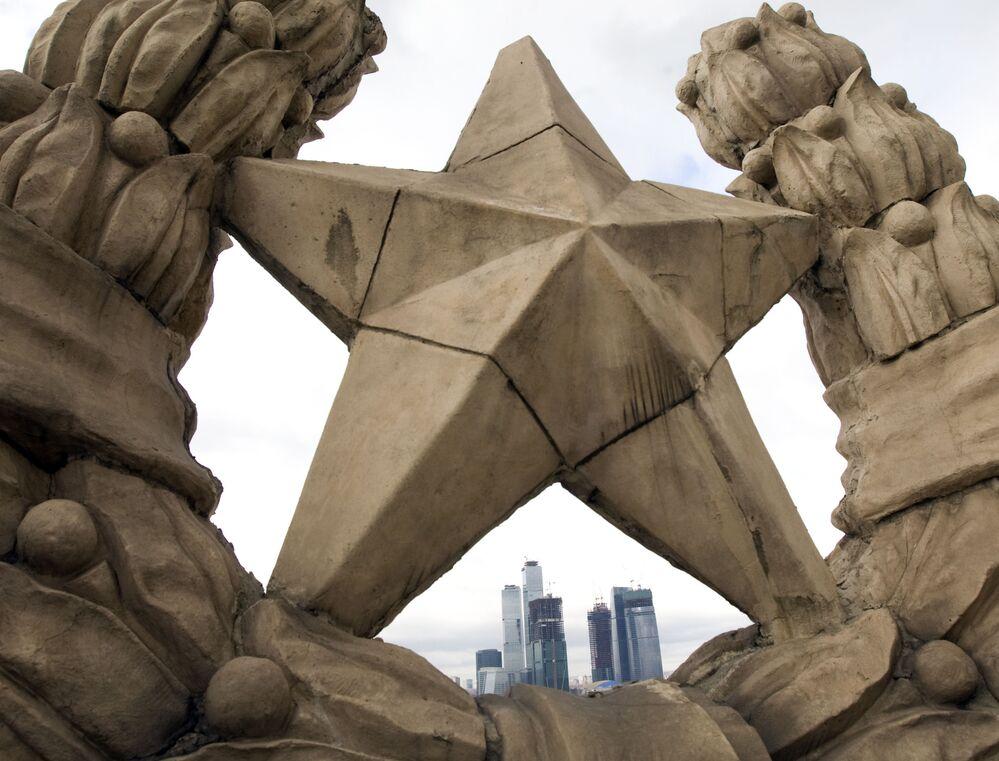 Les sept gratte-ciel moscovites