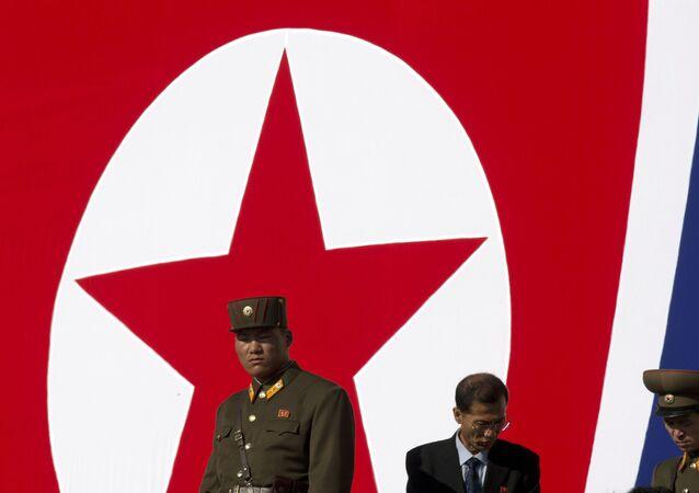 Militaires nord-coréens