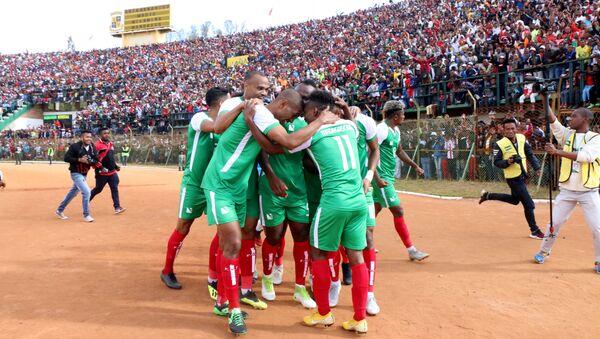 la Coupe d'Afrique des Nations de football - Sputnik France