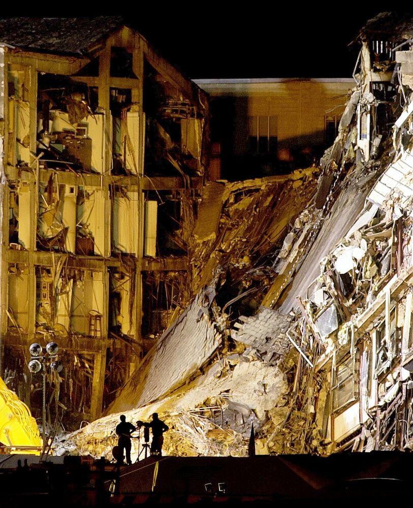 Une tragédie inoubliable: en mémoire du 11 septembre 2001
