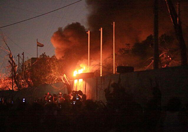 Manifestation de Bassora