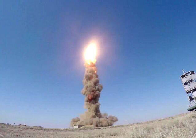 Un missile de DCA