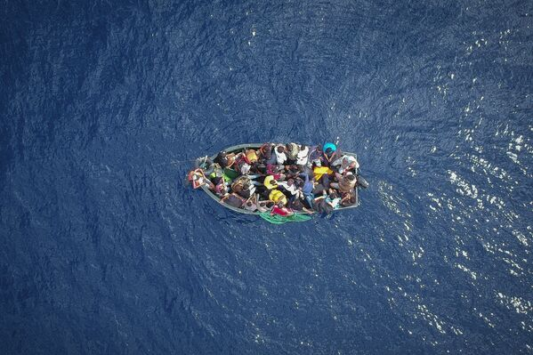 Les photos qui ont marqué la semaine (8-14 septembre) - Sputnik France