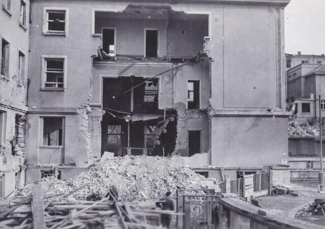 Faits d'histoire peu connus: «les Américains savaient bien qu'ils bombardaient Prague»