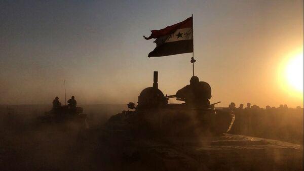 armée syrienne, image d'illustration - Sputnik France