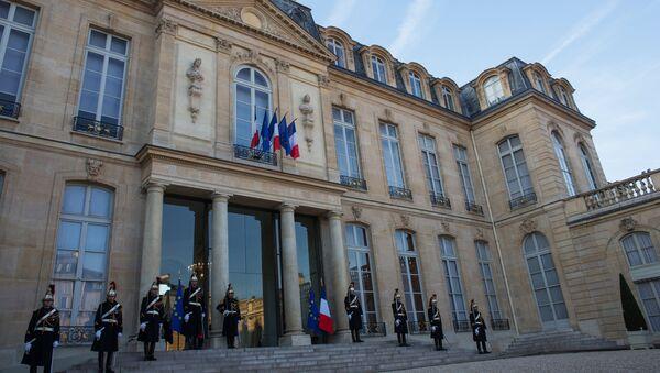 Le Palais de l'Elysée - Sputnik France
