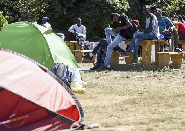 Quel avenir pour les migrants de la «jungle» de Nantes?