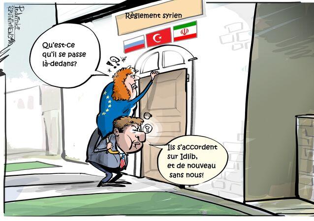 Moscou et Ankara se sont accordés sur la création d'une zone tampon dans le gouvernorat d'Idlib