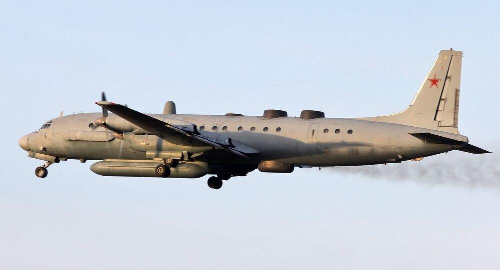 Un Il-20 russe, image d'illustration