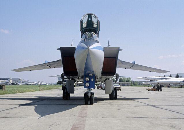 Un intercepteur MiG-31