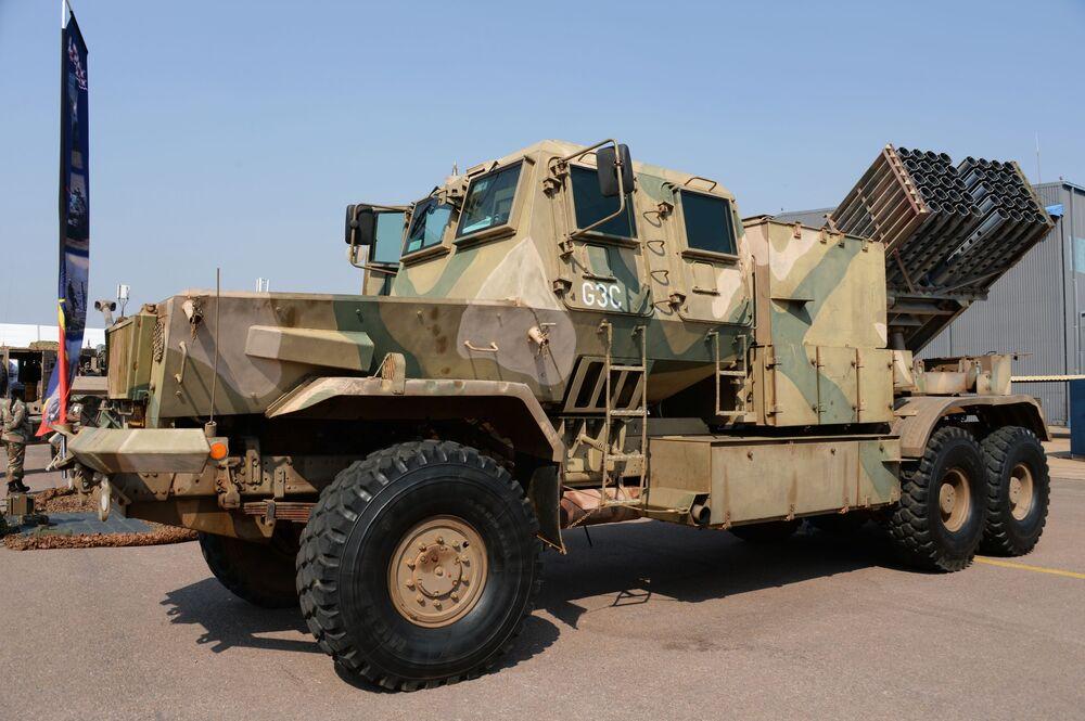 L'exposition internationale d'armements Africa Aerospace & Defence