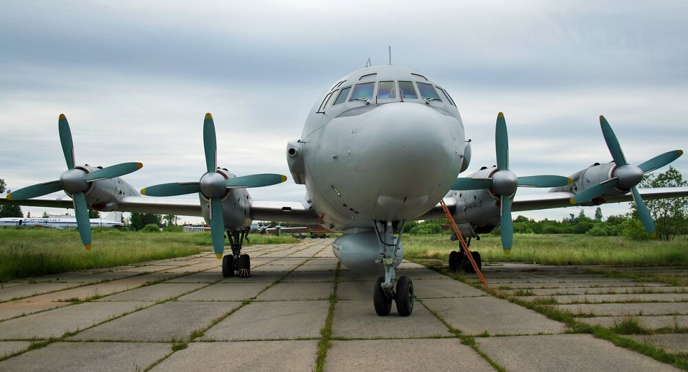 Un Il-20. Photo d'archive