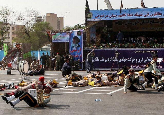 Attentat à Ahvaz: «l'implication des USA et de l'Arabie saoudite est évidente»