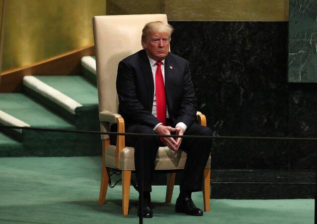 Trump à l'Onu