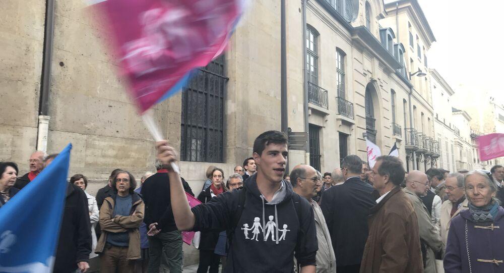 Manifestation à Paris sur la PMA pour toutes